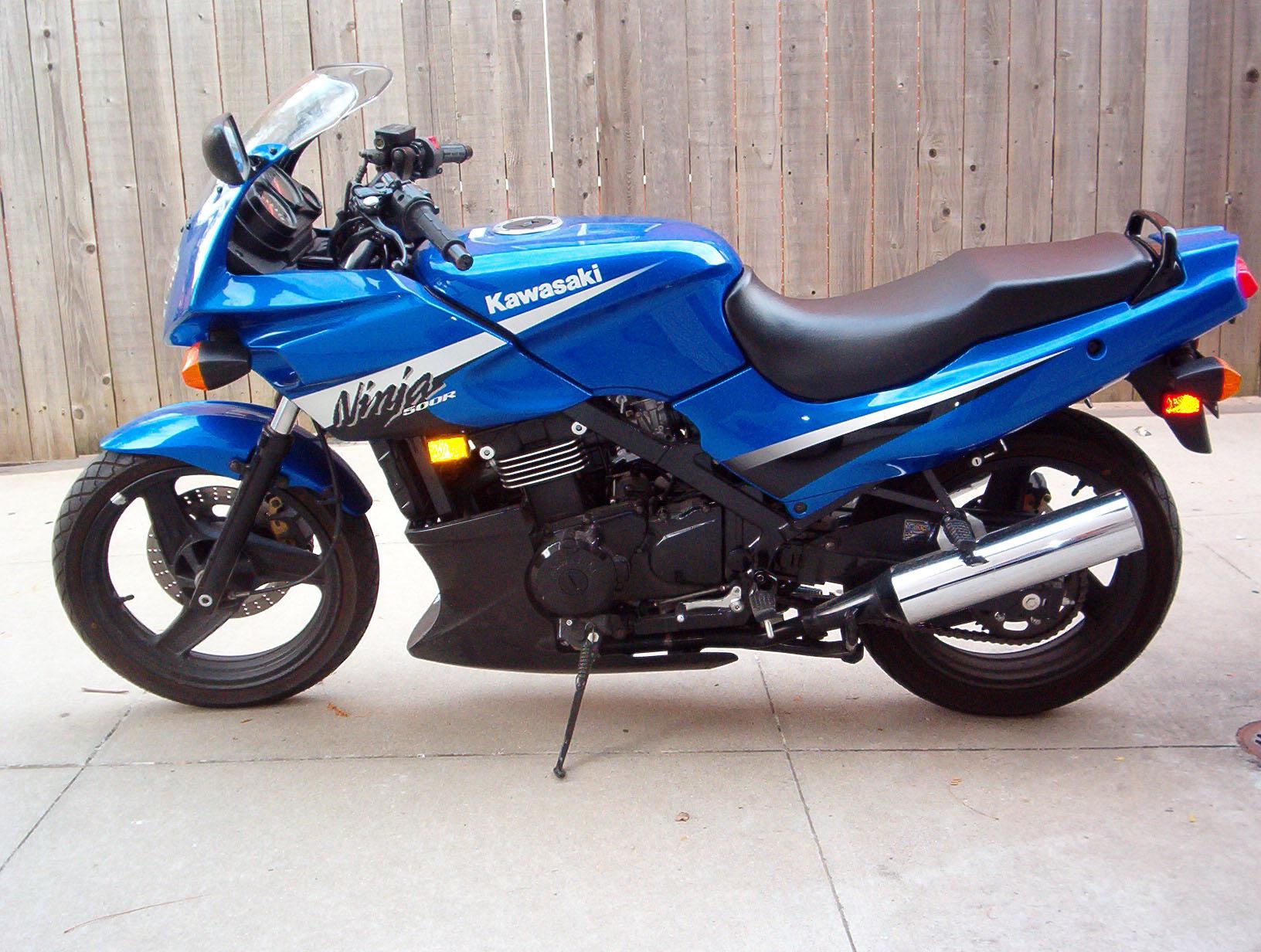 2005 Kawasaki Ninja 500R